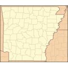 NAIP Aerial Imagery - 2006-2014  Arkansas 50cm-1m Res