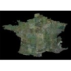 EOD SGC France 50cm - 1m Aerial Data Imagery Bundle