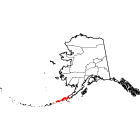 USGS TOPO 24K Maps  - Aleutians East Borough - AK - USA