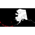 USGS TOPO 24K Maps  - Aleutians West Census Area - AK - USA