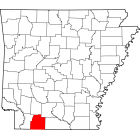 NAIP Aerial Imagery - 2006-2018 - Columbia County - AR - USA