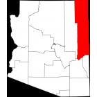 USGS TOPO 24K Maps  - Apache County - AZ - USA