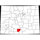 USGS TOPO 24K Maps  - Alamosa County - CO - USA