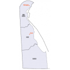USGS TOPO 24K Maps  - 00DE - DE - USA
