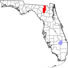 NAIP Aerial Imagery - 2006-2018 - Columbia County - FL - USA