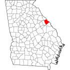NAIP Aerial Imagery - 2006-2018 - Columbia County - GA - USA