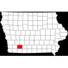 USGS TOPO 24K Maps  - Adams County - IA - USA
