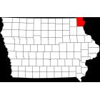 USGS TOPO 24K Maps  - Allamakee County - IA - USA