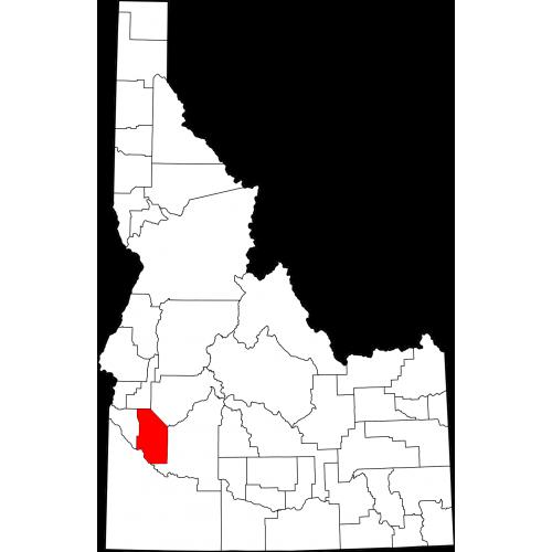 USGS TOPO 24K Maps - Ada County - ID - USA Map Of Ada County Idaho on