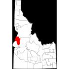 NAIP Aerial Imagery - 2006-2021 - Adams County - ID - USA