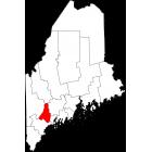 USGS TOPO 24K Maps  - Androscoggin County - ME - USA