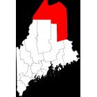 USGS TOPO 24K Maps  - Aroostook County - ME - USA