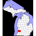 USGS TOPO 24K Maps  - Allegan County - MI - USA
