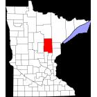 USGS TOPO 24K Maps  - Aitkin County - MN - USA