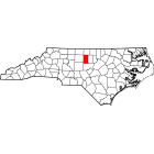 USGS TOPO 24K Maps  - Alamance County - NC - USA