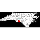 USGS TOPO 24K Maps  - Anson County - NC - USA