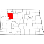 NAIP Aerial Imagery - 2006-2016 - Mountrail County - ND - USA