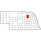 USGS TOPO 24K Maps  - Antelope County - NE - USA