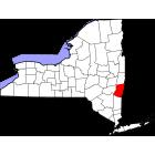 NAIP Aerial Imagery - 2006-2018 - Columbia County - NY - USA