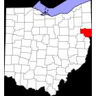 NAIP Aerial Imagery - 2006-2018 - Columbiana County - OH - USA