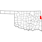 NAIP Aerial Imagery - 2006-2021 - Adair County - OK - USA