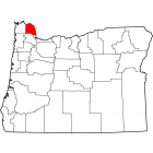 NAIP Aerial Imagery - 2006-2018 - Columbia County - OR - USA