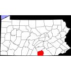 USGS TOPO 24K Maps  - Adams County - PA - USA