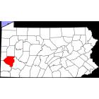 USGS TOPO 24K Maps  - Allegheny County - PA - USA