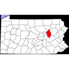 NAIP Aerial Imagery - 2006-2018 - Columbia County - PA - USA