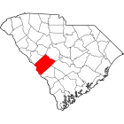 USGS TOPO 24K Maps  - Aiken County - SC - USA