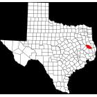 USGS TOPO 24K Maps  - Angelina County - TX - USA