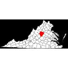 USGS TOPO 24K Maps  - Albemarle County - VA - USA
