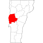 USGS TOPO 24K Maps  - Addison County - VT - USA
