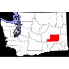 USGS TOPO 24K Maps  - Adams County - WA - USA
