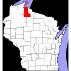 USGS TOPO 24K Maps  - Ashland County - WI - USA