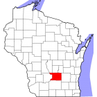 NAIP Aerial Imagery - 2006-2018 - Columbia County - WI - USA