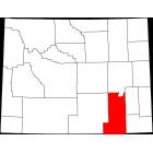 USGS TOPO 24K Maps  - Albany County - WY - USA