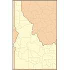 NAIP Aerial Imagery - 2006-2018  Idaho 50cm-1m Res