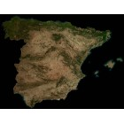EOD SGC Spain 50cm - 1m Aerial Data Imagery Bundle