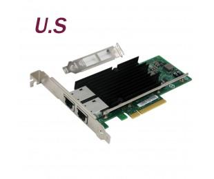Intel P540T2 Dual 10G NIC