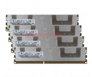Samsung 2pcs 8GB DDR3 2RX4 PC3-10600R 1333MHz Memory