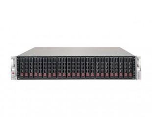 Supermicro CSE-216 2*Xeon Quad Core L5630 2.13Ghz 8GB X8DTN+-F SAS216A Server