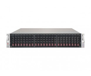Supermicro 24x drive Tyan s7012 Storage Server 48TB