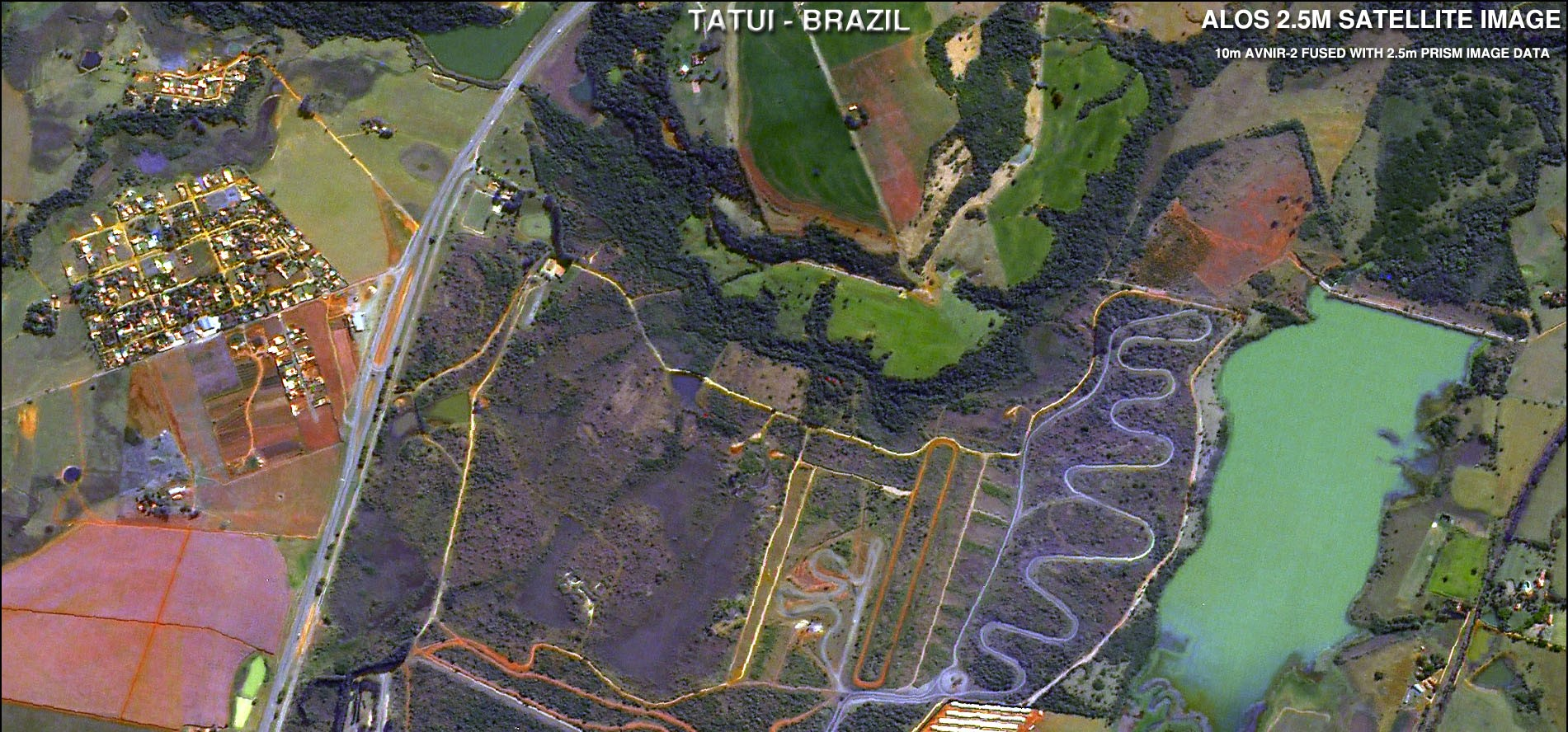 Red Sludge  Tatui, Brazil