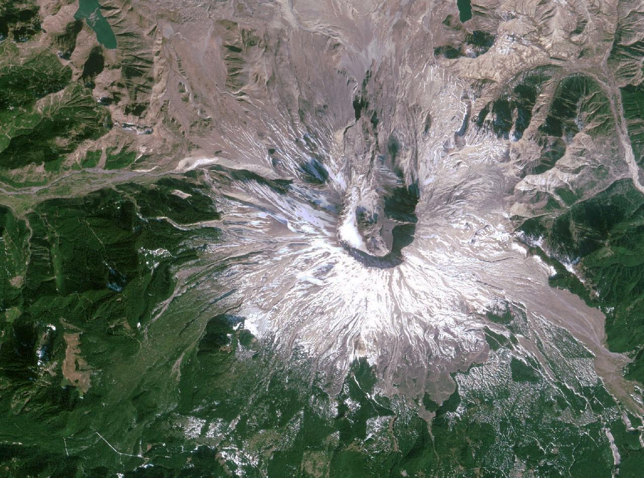 Mount St. Helen, Washington