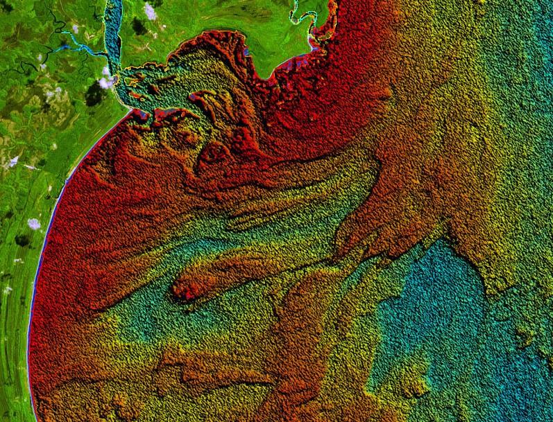 Seafloor Mapping  Bahia, Brazil