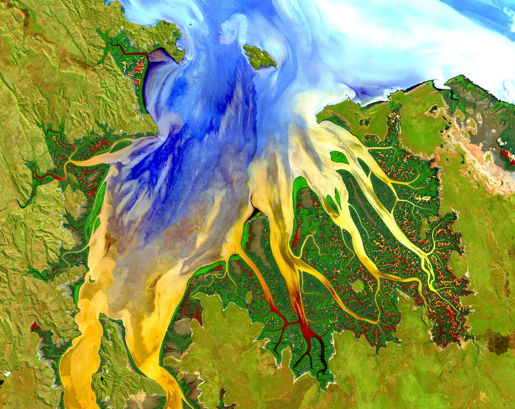 Enhanced Image  Western Australia